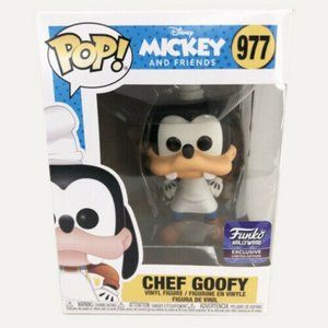 Funko Pop! Chef Goofy 977 Funko Hollywood